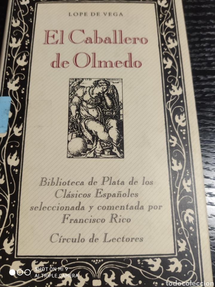 EL CABALLERO DE OLMEDO, LOPE DE VEGA (Libros de Segunda Mano (posteriores a 1936) - Literatura - Teatro)