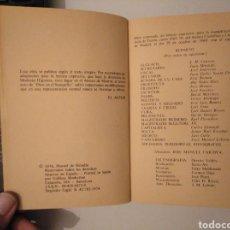 Libros de segunda mano: DIOS EN EL BANQUILLO. NUESTRA SEÑORA DE TERMIDOR... MANUEL DE HEREDIA. SERESA. 1974. Lote 184004447