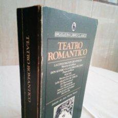 Libros de segunda mano: 87-TEATRO ROMANTICO, BRUGUERA 1984. Lote 184174262