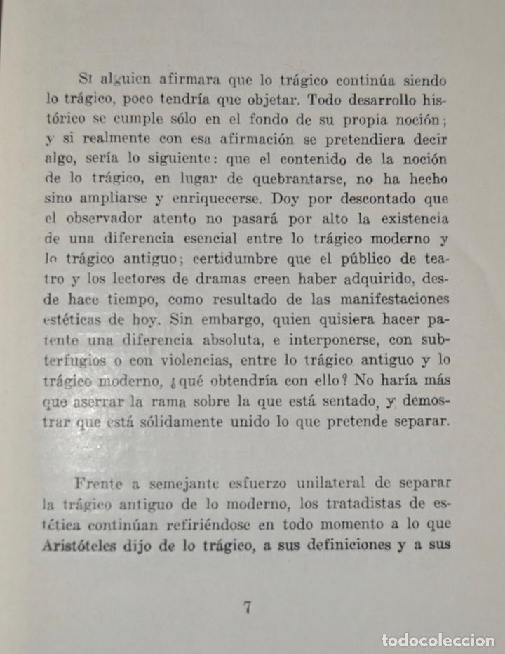 Libros de segunda mano: Sören Kierkegaard. Antigona. El Sentido de la Tragedia.II. Ediciones Losange. Buenos Aires, 1954 - Foto 4 - 185354832