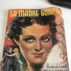 Libros de segunda mano: LA MADRE GUAPA. Lote 185984510