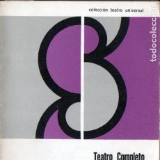 Libros de segunda mano: BERTOLT BRECHT : SIETE OBRAS DE UN ACTO (NUEVA VISIÓN, 1973). Lote 187184398