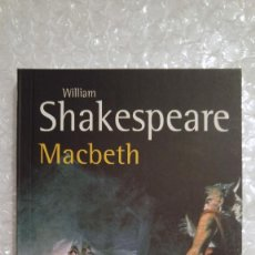 Libros de segunda mano: MACBETH DE WILLIAM SHAKESPEARE. Lote 189607698