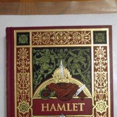 Libros de segunda mano: HAMLET DE WILLIAM SHAKESPEARE. Lote 227188800
