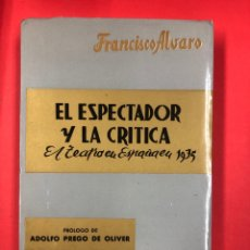 Libros de segunda mano: EL ESPECTADOR Y LA CRITICA - EL TEATRO EN ESPAÑA EN 1975 - AÑO XVIII - PRENSA ESPAÑOLA 1976. Lote 191245546