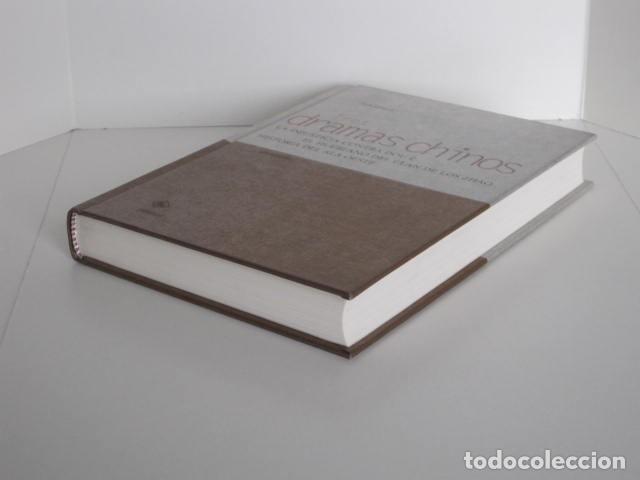 Libros de segunda mano: DRAMAS CHINOS. LA INJUSTICIA CONTRA DOU E, EL HUÉRFANO DEL CLAN DE LOS ZHAO, HISTORIA DEL ALA OESTE. - Foto 3 - 191818027