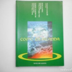 Libros de segunda mano: ANTÓN VILLAR PONTE, JOHN MILLINGTON SYNGE COMO EN IRLANDA (GALLEGO) Y98394T. Lote 192788151