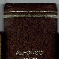 Libros de segunda mano: OCHO OBRAS DE ALFONSO PASO. COLECCIÓN TEATRO.. Lote 193620966