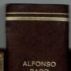 Libros de segunda mano: SEIS OBRAS DE ALFONSO PASO. COLECCIÓN TEATRO.. Lote 194191255