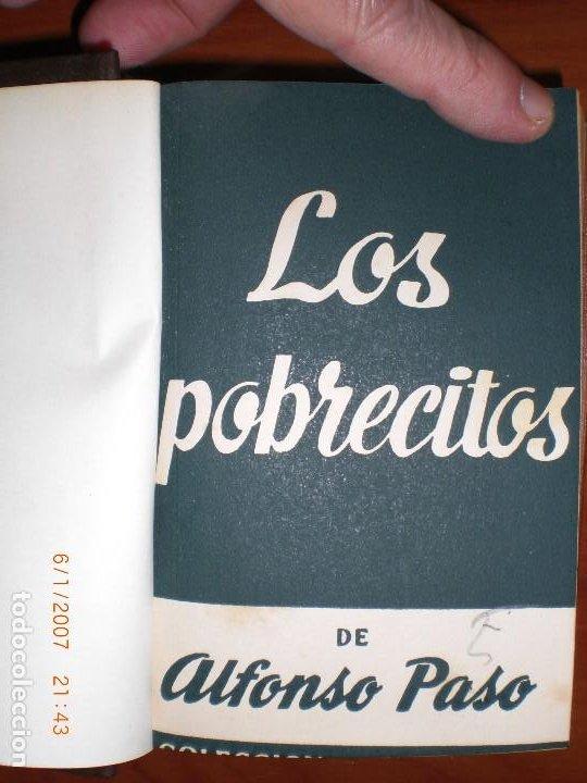 Libros de segunda mano: SEIS OBRAS DE ALFONSO PASO. COLECCIÓN TEATRO. - Foto 4 - 194191255