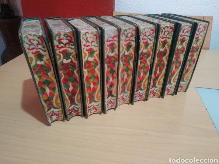 Libros de segunda mano: Benavente-Obras Completas-Ediciones Aguilar-Tomo I al IX !Faltan 2 Tomos! - Foto 2 - 194201703