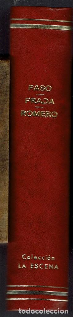 A.PASO, A.DE ARMENTERAS, R.GONZÁLEZ DEL TORO,M.PASO, A.DE PRADA,J.ROMERO-MARCHENT,J.LÓPEZ DE LA HERA (Libros de Segunda Mano (posteriores a 1936) - Literatura - Teatro)