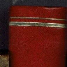 Libros de segunda mano: A.PASO, A.DE ARMENTERAS, R.GONZÁLEZ DEL TORO,M.PASO, A.DE PRADA,J.ROMERO-MARCHENT,J.LÓPEZ DE LA HERA. Lote 194302758