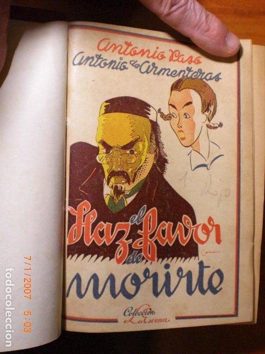 Libros de segunda mano: A.PASO, A.DE ARMENTERAS, R.GONZÁLEZ DEL TORO,M.PASO, A.DE PRADA,J.ROMERO-MARCHENT,J.LÓPEZ DE LA HERA - Foto 4 - 194302758