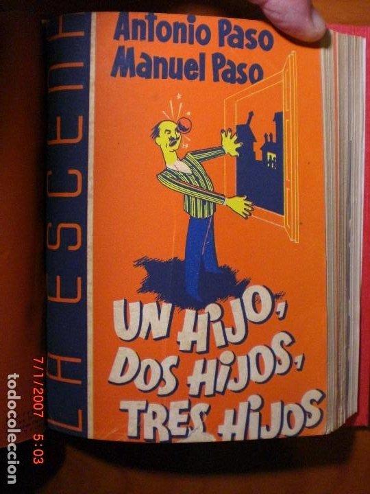 Libros de segunda mano: A.PASO, A.DE ARMENTERAS, R.GONZÁLEZ DEL TORO,M.PASO, A.DE PRADA,J.ROMERO-MARCHENT,J.LÓPEZ DE LA HERA - Foto 7 - 194302758