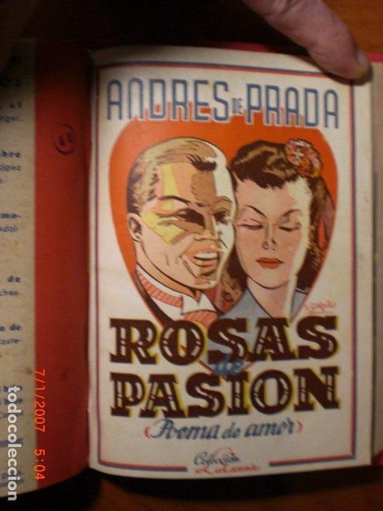 Libros de segunda mano: A.PASO, A.DE ARMENTERAS, R.GONZÁLEZ DEL TORO,M.PASO, A.DE PRADA,J.ROMERO-MARCHENT,J.LÓPEZ DE LA HERA - Foto 9 - 194302758