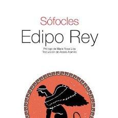 Libros de segunda mano: EDIPO REY. - SÓFOCLES.. Lote 194325807