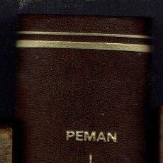 Libros de segunda mano: OCHO OBRAS DE JOSÉ MARÍA PEMÁN. COLECCIÓN TEATRO.. Lote 194359656