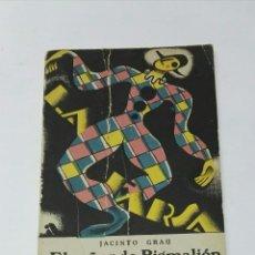 Libros de segunda mano: EL SEÑOR DE PIGMALION. Lote 194541793