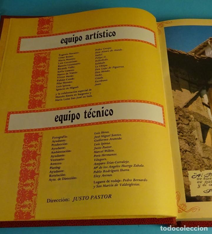 Libros de segunda mano: EL ALCALDE DE ZALAMEA. CALDERÓN DE LA BARCA. FOTOTEATRO EDITORIAL ROLLÁN 1973 - Foto 4 - 194599492