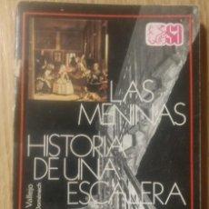 Libros de segunda mano: LAS MENINAS. HISTORIA DE UNA ESCALERA ** ANTONIO BUERO VALLEJO. Lote 194909728