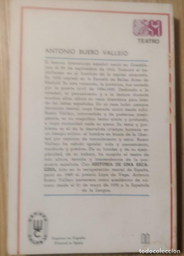 Libros de segunda mano: Las Meninas. Historia de una escalera ** Antonio Buero Vallejo - Foto 2 - 194909728