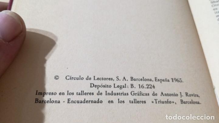 Libros de segunda mano: OTELO - EL MORO DE VENECIA - SHAKESPEARE - CIRCULO LECTORESI-402 - Foto 6 - 194911028