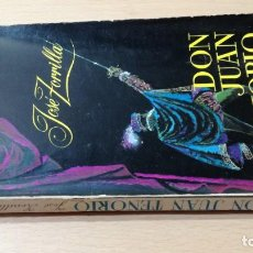 Libros de segunda mano: DON JUAN TENORIO - JOSE ZORRILLA - CLASICOS PLAZAJ404. Lote 194911451