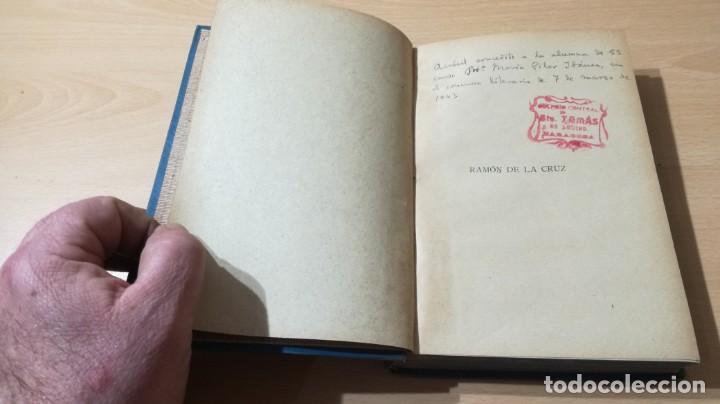 Libros de segunda mano: SAINETES RAMON DE LA CRUZ - TOMO I - MAUCCI 1943M401 - Foto 5 - 194916045