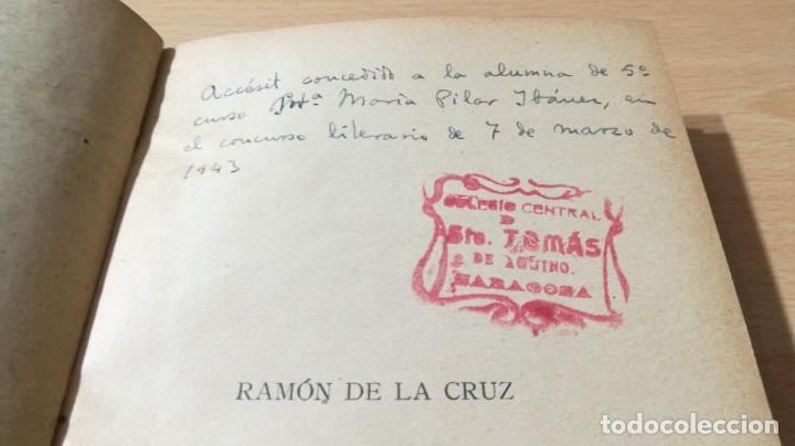 Libros de segunda mano: SAINETES RAMON DE LA CRUZ - TOMO I - MAUCCI 1943M401 - Foto 6 - 194916045