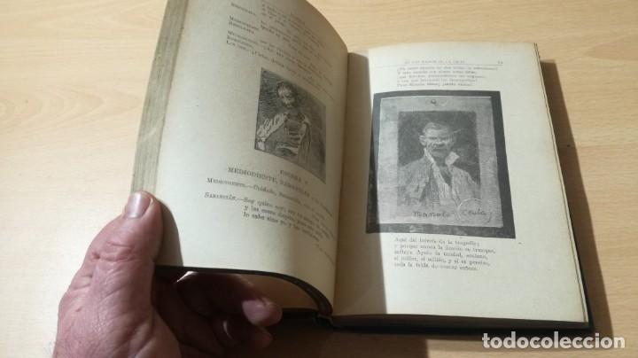 Libros de segunda mano: SAINETES RAMON DE LA CRUZ - TOMO I - MAUCCI 1943M401 - Foto 14 - 194916045