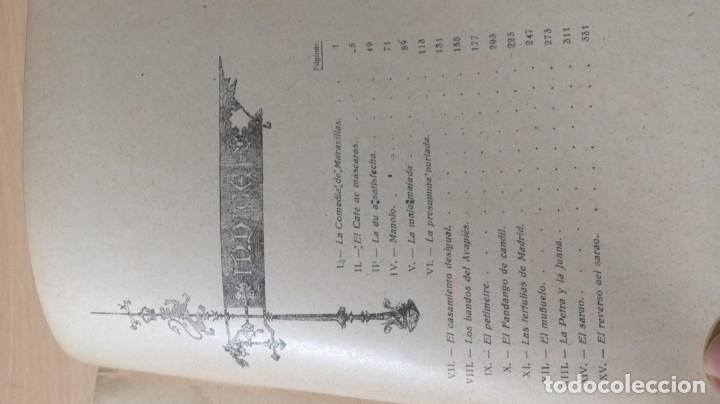 Libros de segunda mano: SAINETES RAMON DE LA CRUZ - TOMO I - MAUCCI 1943M401 - Foto 18 - 194916045
