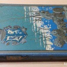Libros de segunda mano: SAINETES RAMON DE LA CRUZ - TOMO II - MAUCCI 1943M401. Lote 194916086