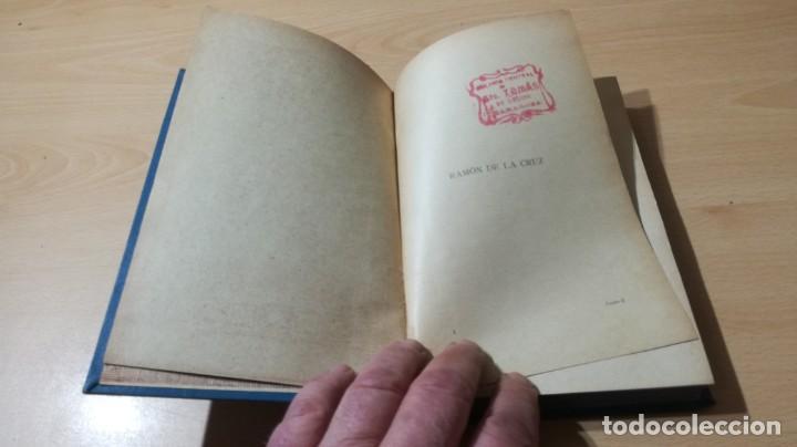 Libros de segunda mano: SAINETES RAMON DE LA CRUZ - TOMO II - MAUCCI 1943M401 - Foto 5 - 194916086