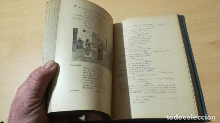 Libros de segunda mano: SAINETES RAMON DE LA CRUZ - TOMO II - MAUCCI 1943M401 - Foto 13 - 194916086