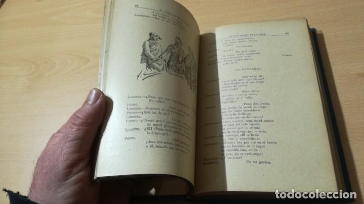 Libros de segunda mano: SAINETES RAMON DE LA CRUZ - TOMO II - MAUCCI 1943M401 - Foto 17 - 194916086