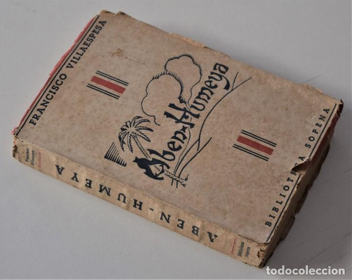 Libros de segunda mano: ABEN-HUMEYA - FRANCISCO VILLAESPESA - BIBLIOTECA SOPENA - Foto 2 - 195021263