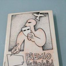 Libros de segunda mano: PREMIO VALLADOLID DE TEATRO BREVE 1980. CEFIRO AGRESTE DE OLÍMPICOS EMBATES. ALBERTO. MIRALLES.. Lote 195073917