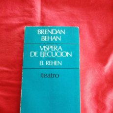 Libros de segunda mano: TEATRO. Lote 195189150