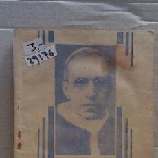 Libros de segunda mano: 29176 - TEATRO - VENCIDO Y VENCEDOR - TRES COROS HABLADOS - POR MAR S.I. - Nº 348 - AÑO 1942. Lote 195266862