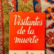 Libros de segunda mano: VISITANTES DE LA MUERTE JAMES ENDHART ALFIL Nº 679 BUEN ESTADO. Lote 195461493