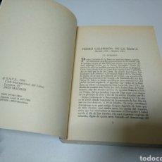 Libros de segunda mano: LA VIDA ES SUEÑO. EL ALCALDE DE ZALAMEA. CALDERÓN DE LA BARCA. CLUB INTERNACIONAL DEL LIBRO.. Lote 195463780