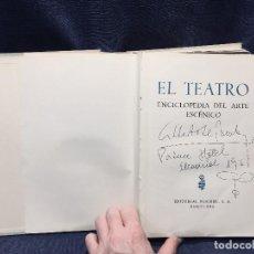 Libros de segunda mano: EL TEATRO AUTOGRAFO. Lote 195926697