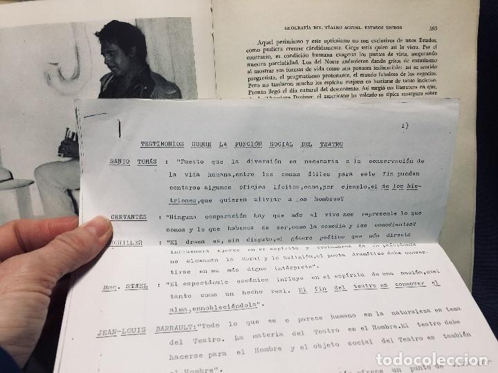 Libros de segunda mano: el teatro autografo - Foto 13 - 195926697