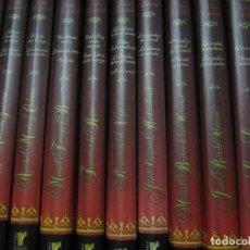 Libros de segunda mano: COLECCION 12 TOMOS TEATRO ESPAÑOL EDICIONES RUEDA-BUEN ESTADO. Lote 197954748