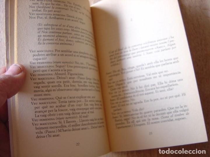 Libros de segunda mano: TESTAMENT. JOSEP M. BENET I JORNET. TEATRE EDICIONS 62. 1ª EDICIÓ 1996 - Foto 4 - 198298905