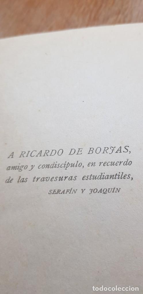 Libros de segunda mano: LAS MUERTES DE LOPILLO. HNOS. QUINTERO SDAD. AUTORES ESPAÑOLESS - Foto 5 - 199860831