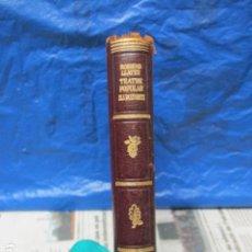 Libros de segunda mano: TEATRE POPULAR. ELS PASTORETS / PROL. I RECOP. ROSSEND LLATES. BCN : SELECTA, 1ª EDICIÓ 1952. PELL.. Lote 199977195