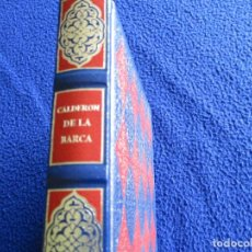 Libros de segunda mano: CALDERON DE LA BARCA PROMOCION Y EDICIONES 1985. Lote 200316502