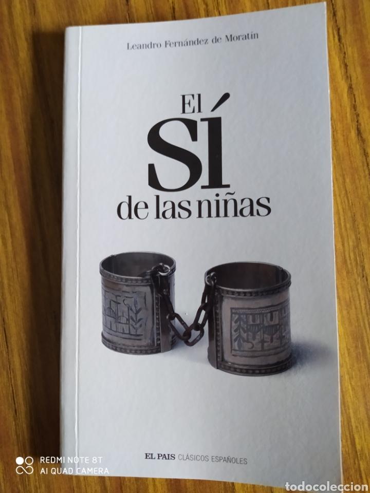 EL SÍ DE LAS NIÑAS, DE LEANDRO FERNÁNDEZ DE MORATÍN. (Libros de Segunda Mano (posteriores a 1936) - Literatura - Teatro)